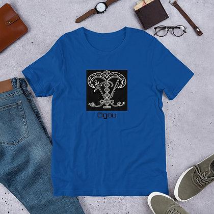 Ogou Veve Short-Sleeve Unisex T-Shirt