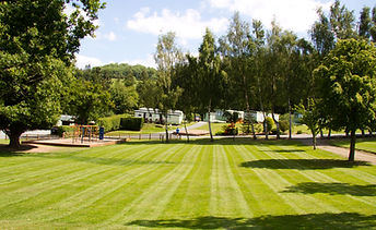 Childrens Play area & football pitch