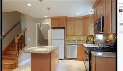 Before: Maple Kitchen