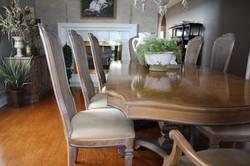 Glazed Dining Furniture