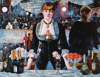 'Bar at the Folies-Bergere'