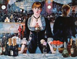 'Bar at the Folies-Bergere'