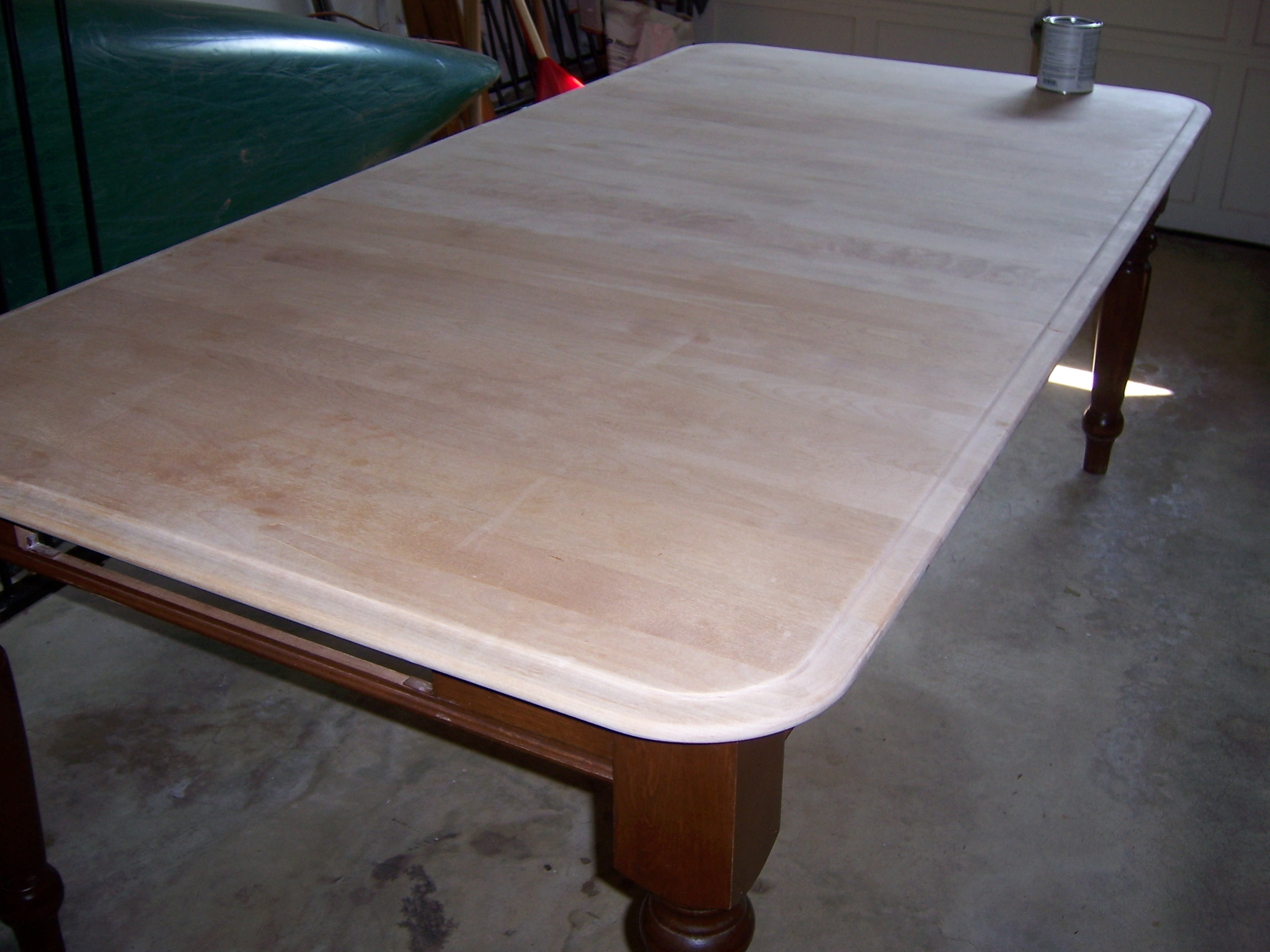 Before Dining Table