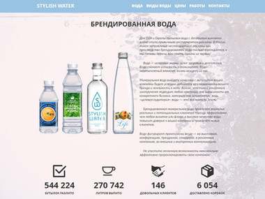 Stylish Water