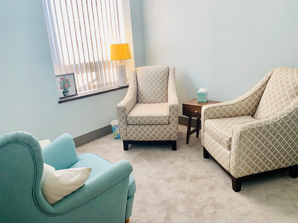 Woodstock Psychotherapy, therapy office, Melanie Rodrigues, Mental Health