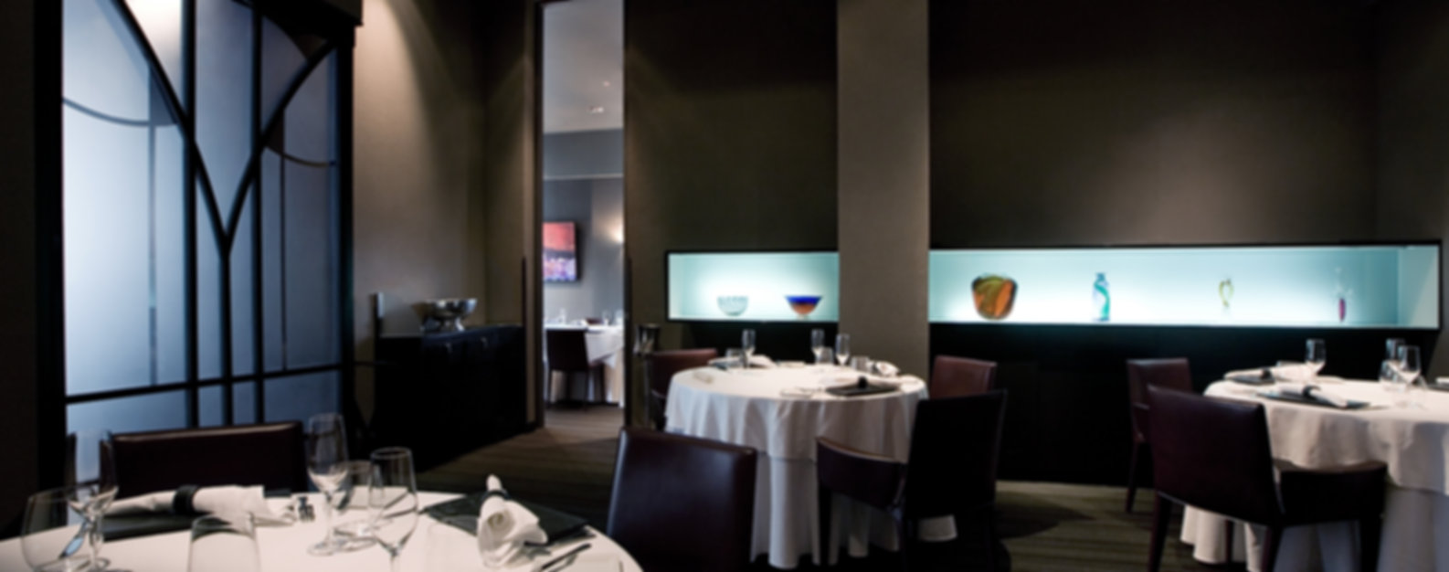 Gunthers Restaurant Interior