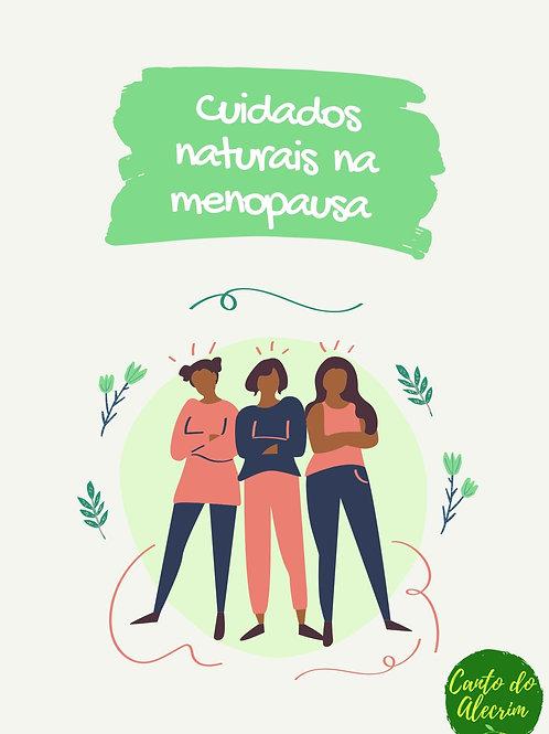 Cuidados naturais na menopausa