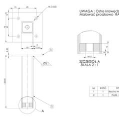 nóżka H-150 - złożenie.JPG