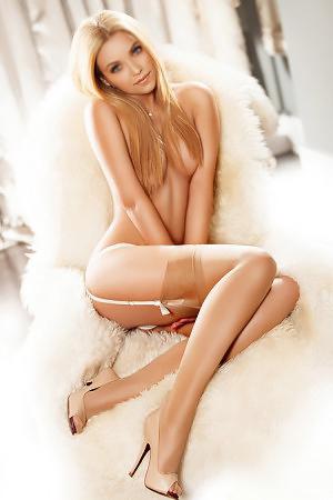 mary blonde escort