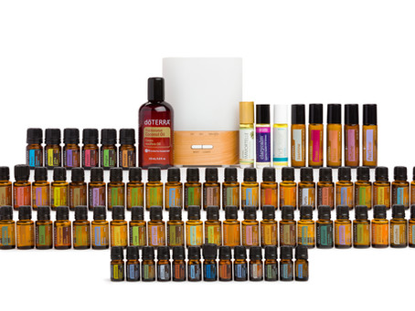Our Top Ten Essential Oils