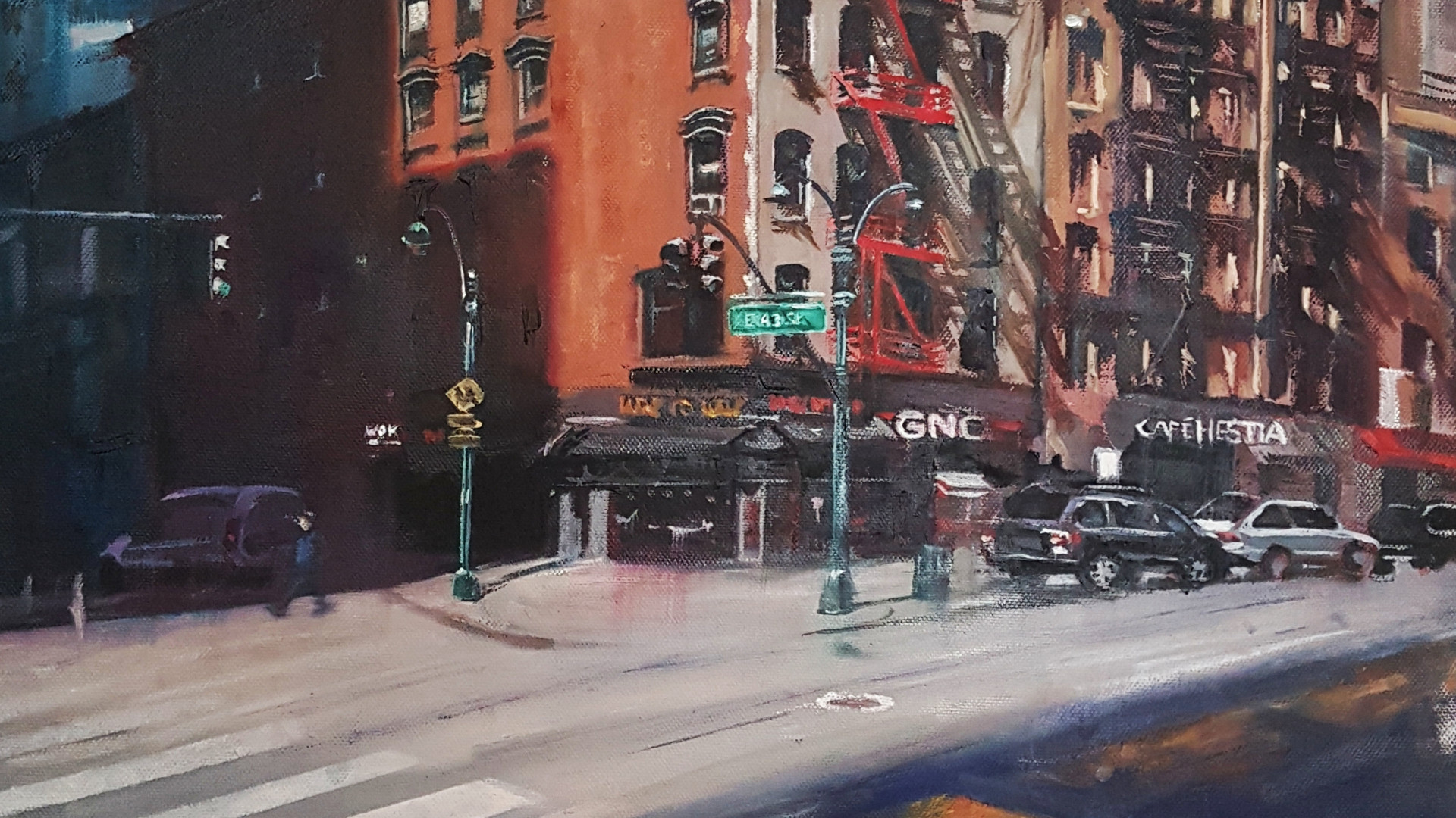 Manhattan, East 43St/3rd Ave