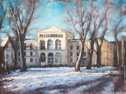 Die ehemalige Tierarzneischule