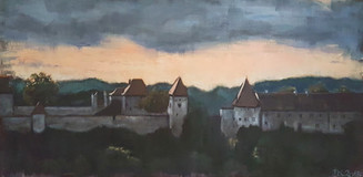 Burg zu Burghausen, Oberbayern