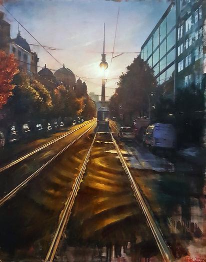 Heimweh, Berlin