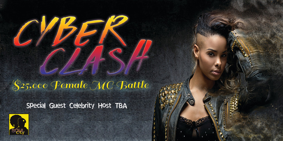 Cyber Clash: Female MC Battle