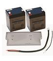 FAAC Gate Backup Battery for E124 Contro