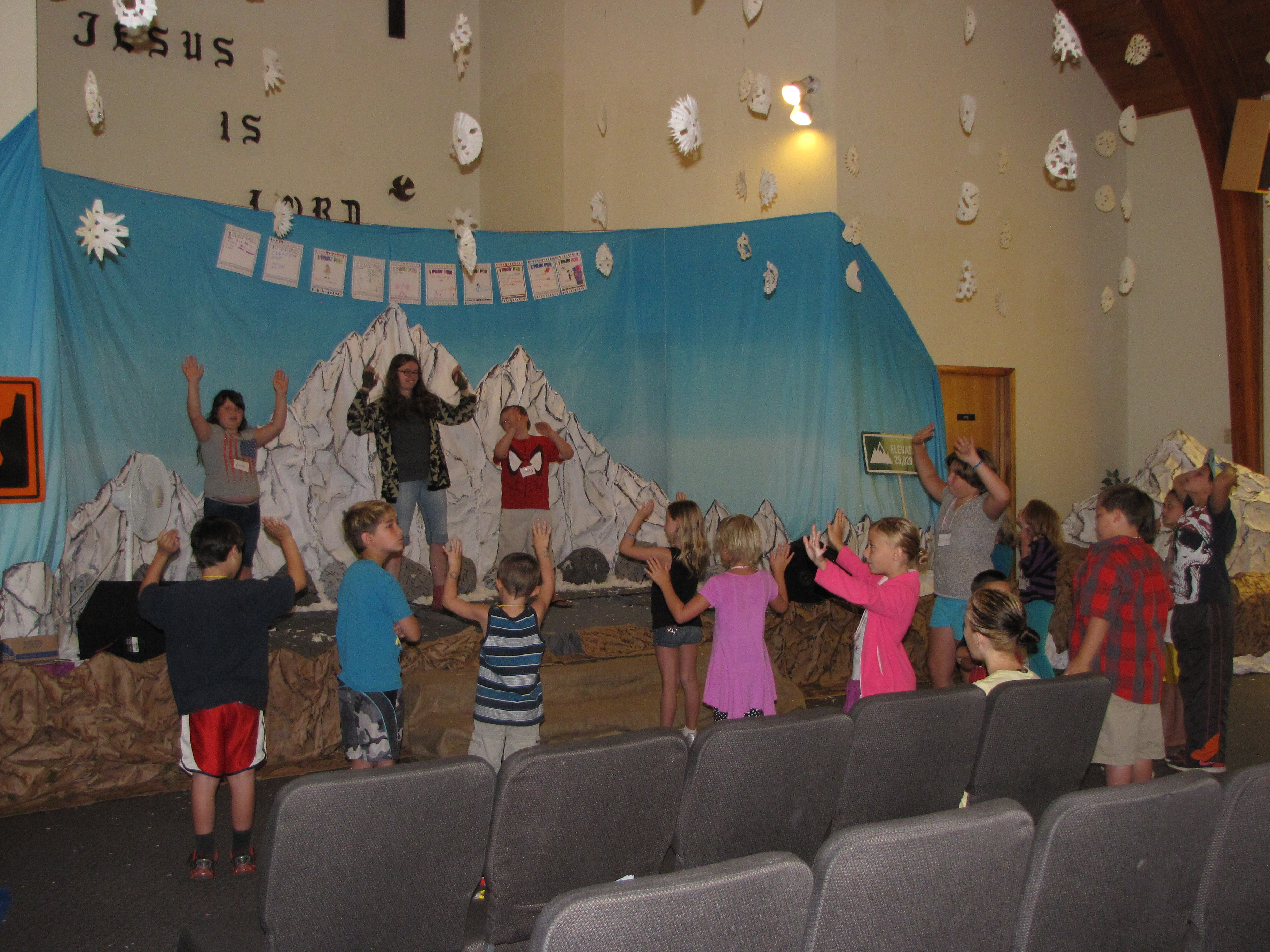 Everest VBS - 2015