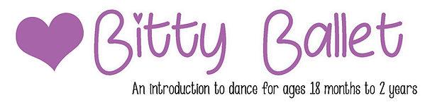 Bitty Ballet logo