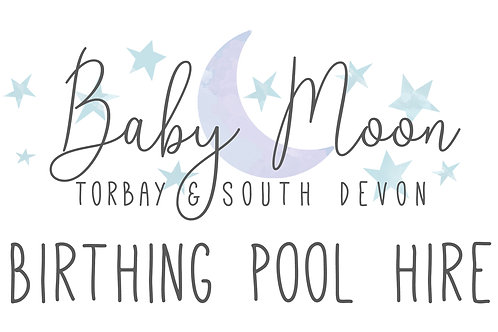 Hire of the BabyMoon Birthing Pool