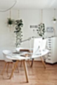 Office and Studio goldsmith Michaela Römer