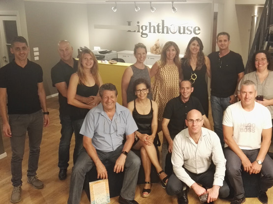 Startup Accelerator Hub Lighthouse Owned by Amos Talmor