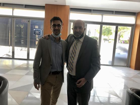 Meeting in Dubai again
