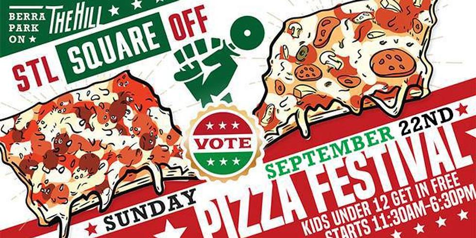 STL  Square Off Pizza Festival on the hill