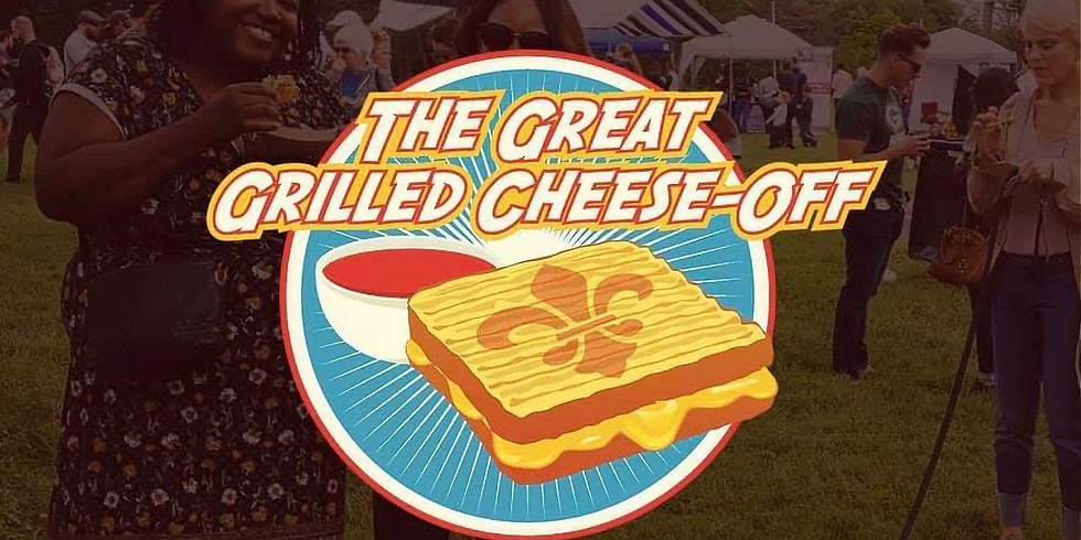 The Great Grilled Cheese off