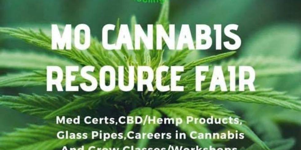 Mo Cannabis Resource Fair
