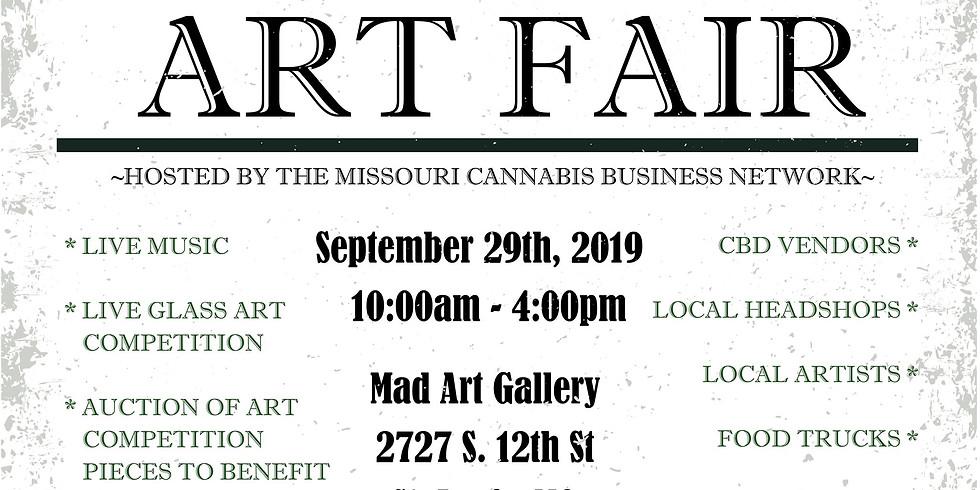 Missouri Cannabis Art Fair