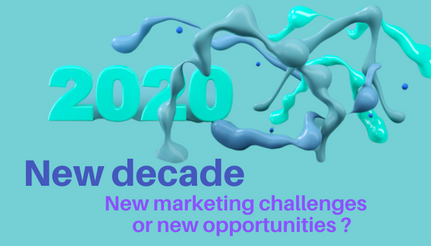 Marketing challenges businesses face in 2020
