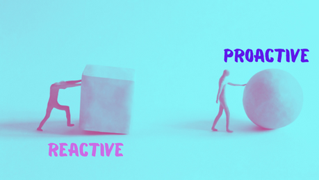 Reactive or Proactive?