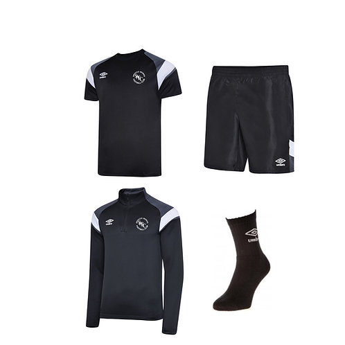 Sirocco Works FC Coaches Pack