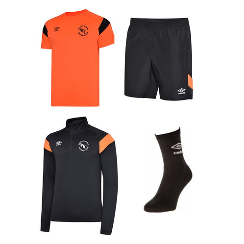 Sirocco Works FC - Junior Player Bundle