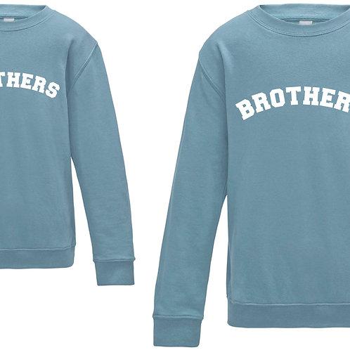 matching brothers sweats