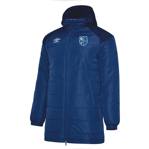 kilmore padded bench jacket adult