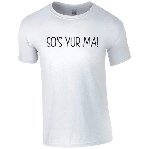 SOS YOU MA