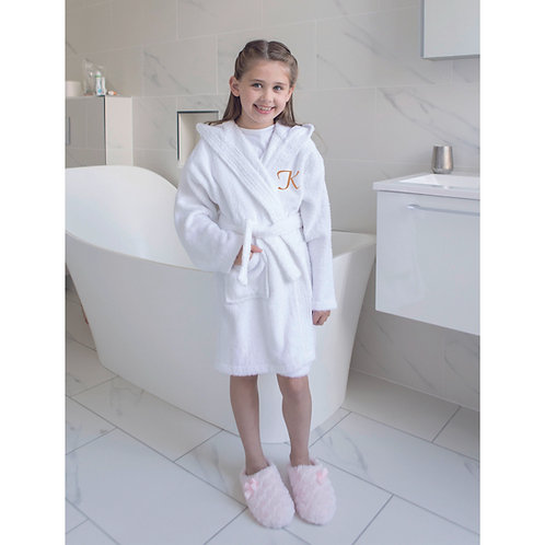 kool kids bath robe