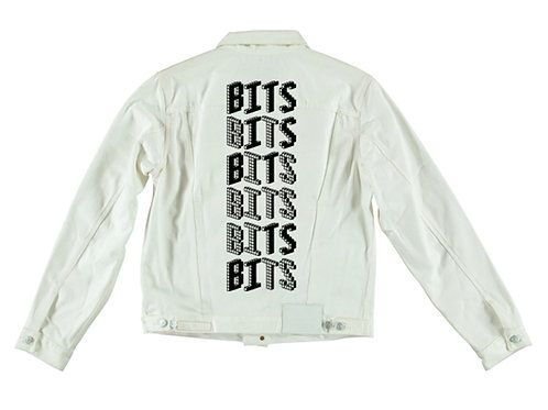 BITS jean jacket [SOLD OUT]