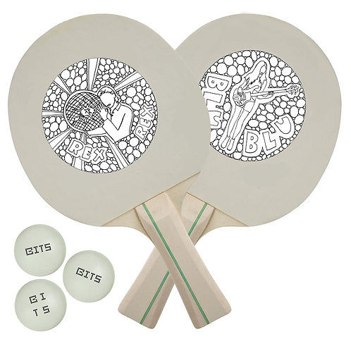 BITS ping pong set [SOLD OUT]