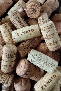 Corks collection