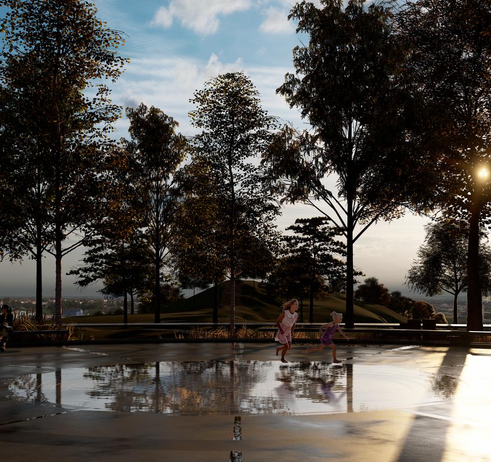 Parque Urbano - YVA Arquitetura 4