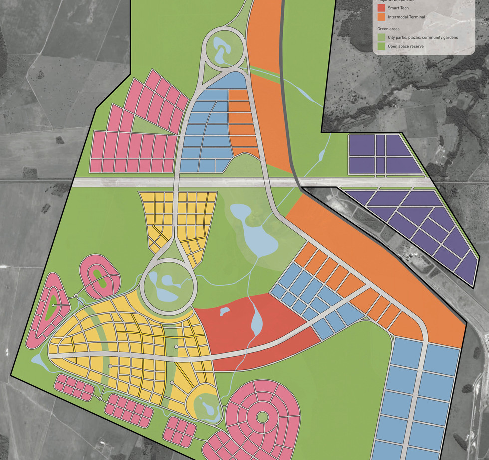 Sambaiba Smart District - YVA Arquitetura 3.