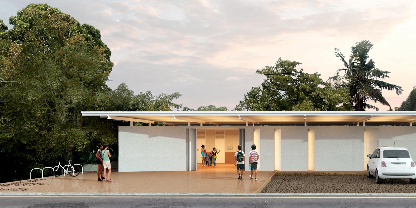 Unidade Saúde Gurugi - YVA Arquitetura 5