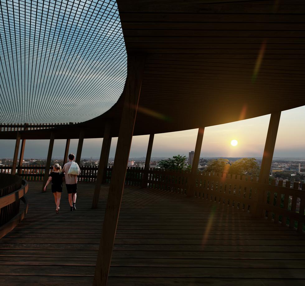 Parque Urbano - YVA Arquitetura 2
