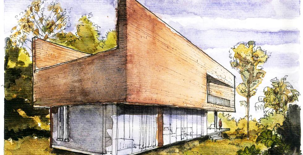 Casa em Morretes - YVA Arquitetura 4