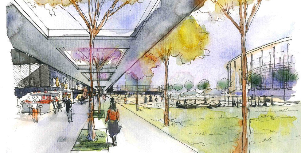 Arena BSB - YVA Arquitetura 7