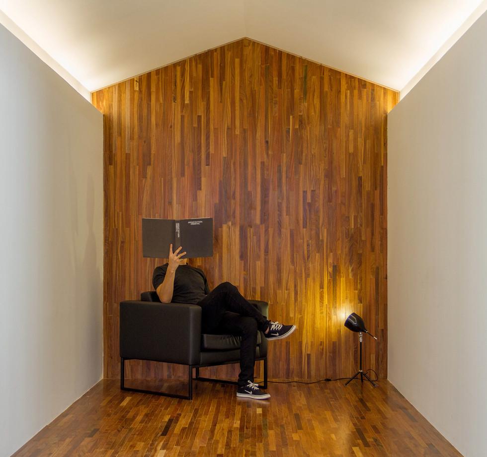 Espaço Descompressão - YVA Arquitetura