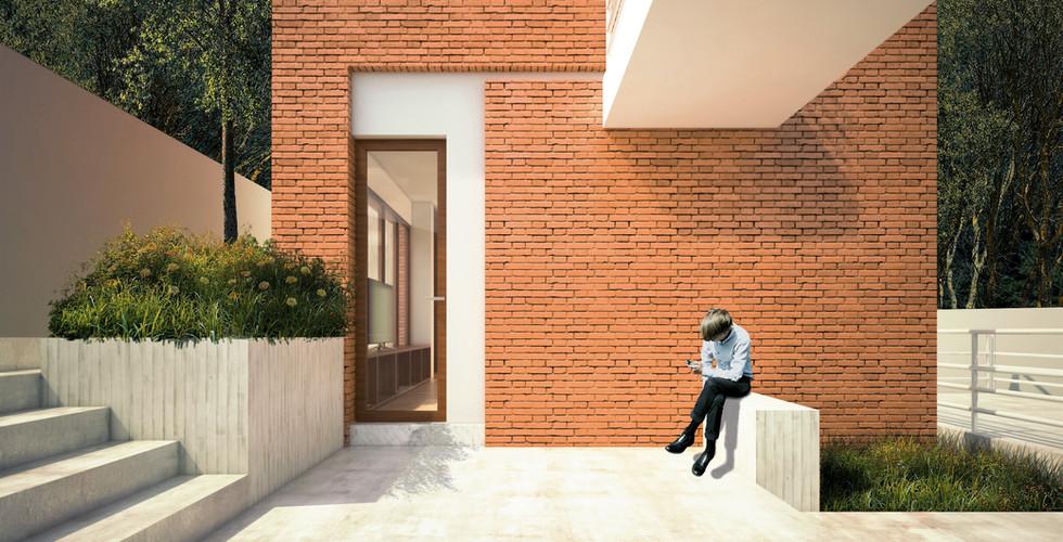 Casa Lightbulbs - YVA Arquitetura