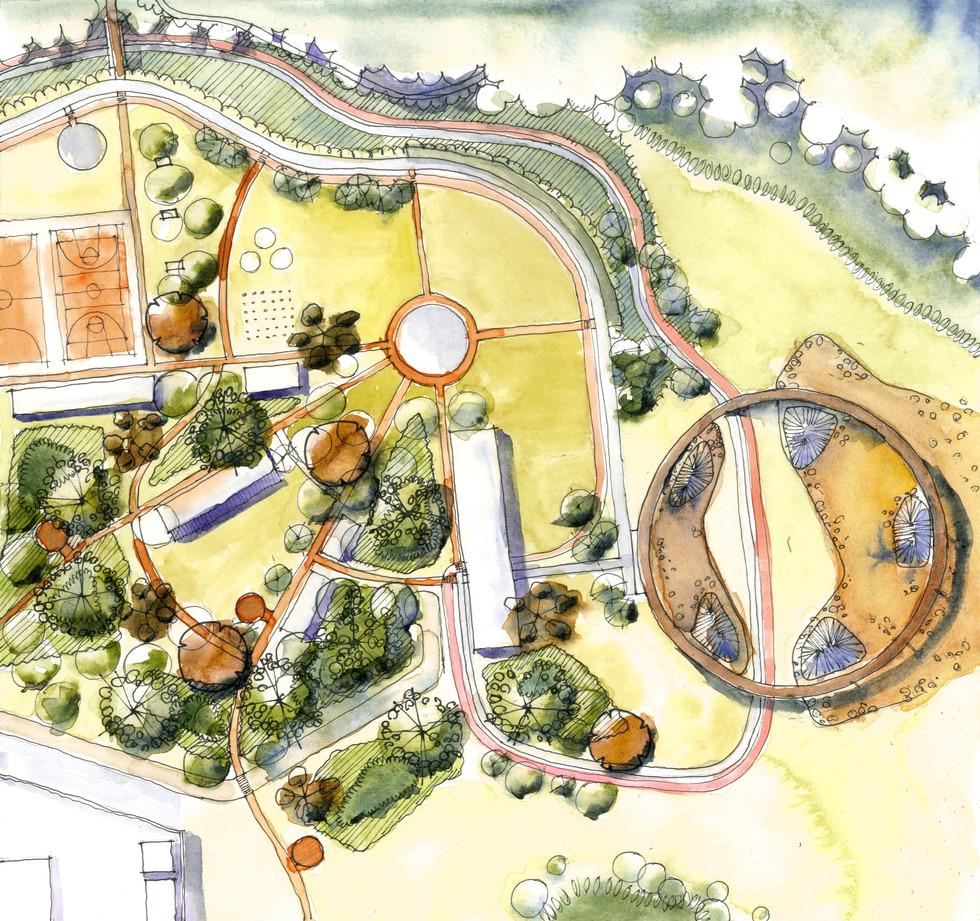 Parque Urbano - YVA Arquitetura 8